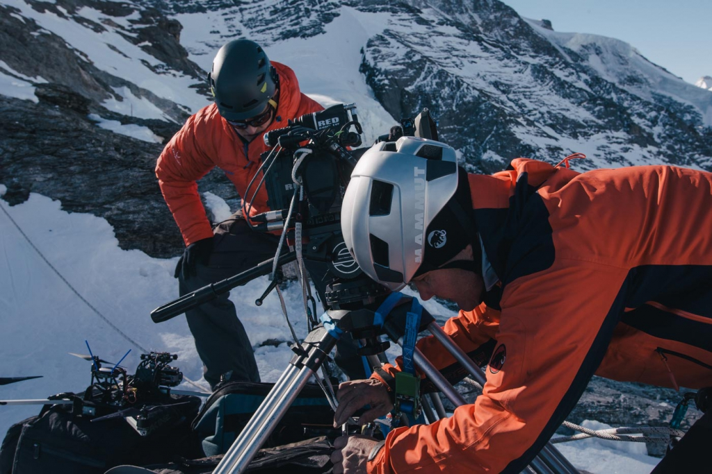 Project360 Making Of Mammut Switzerland 2014