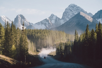 Travel Alberta campaign.