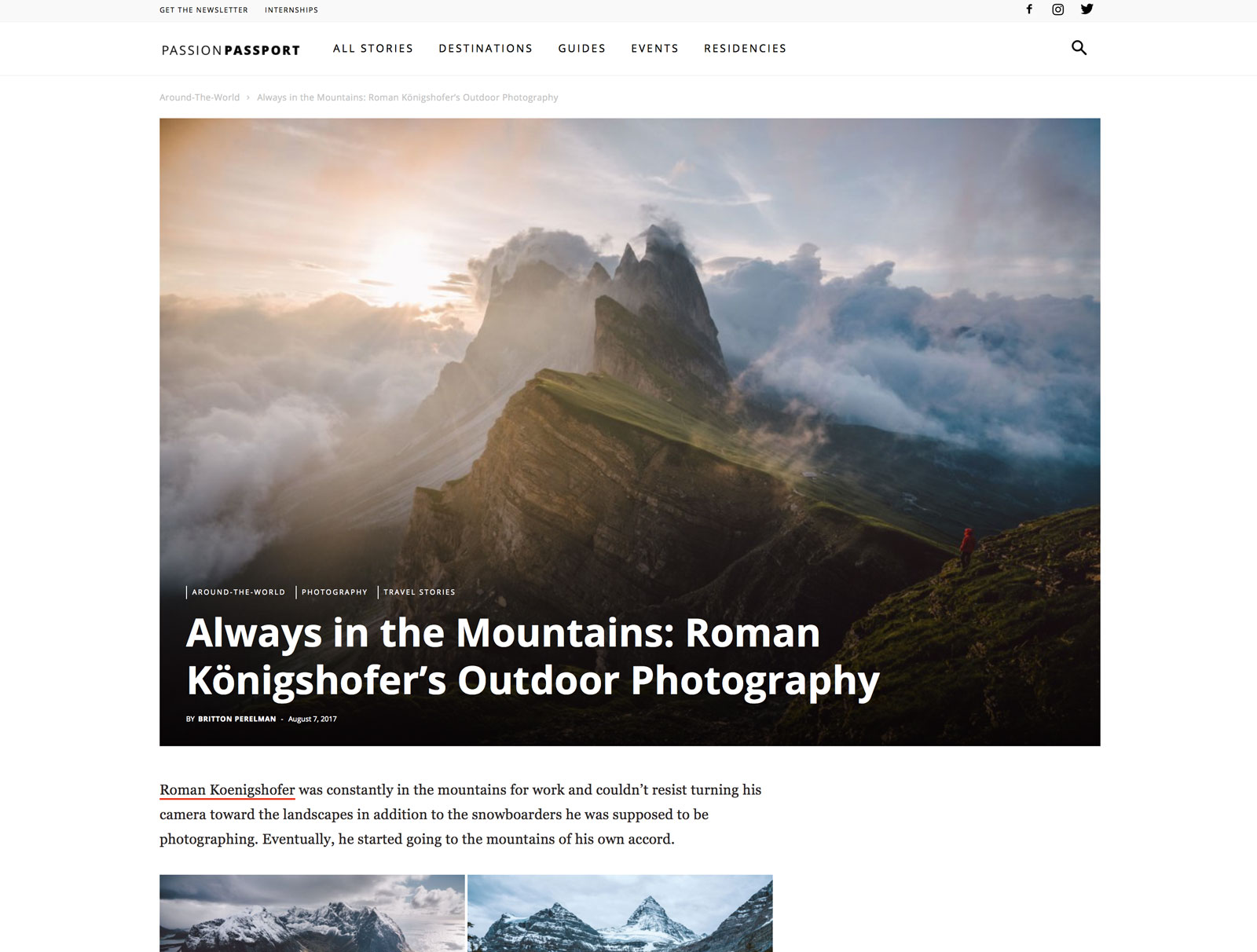 RomanKoenigshofer_Interview_Feature_Passionpassport