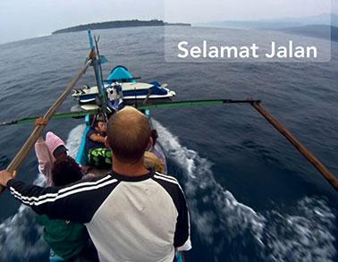 Selamat Jalan, Surftrip To Indonesia