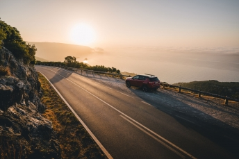 Jeep Compass Shoot Portugal.